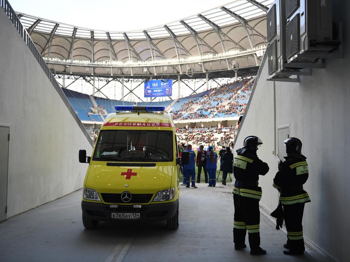 Матчи чемпионата мира могут довести и до сердечного приступа, и до роддома