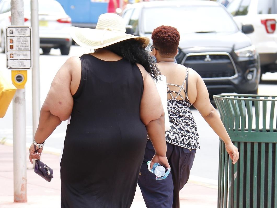 В Германии 58% родителей с лишним весом. Плохой пример подают детям
