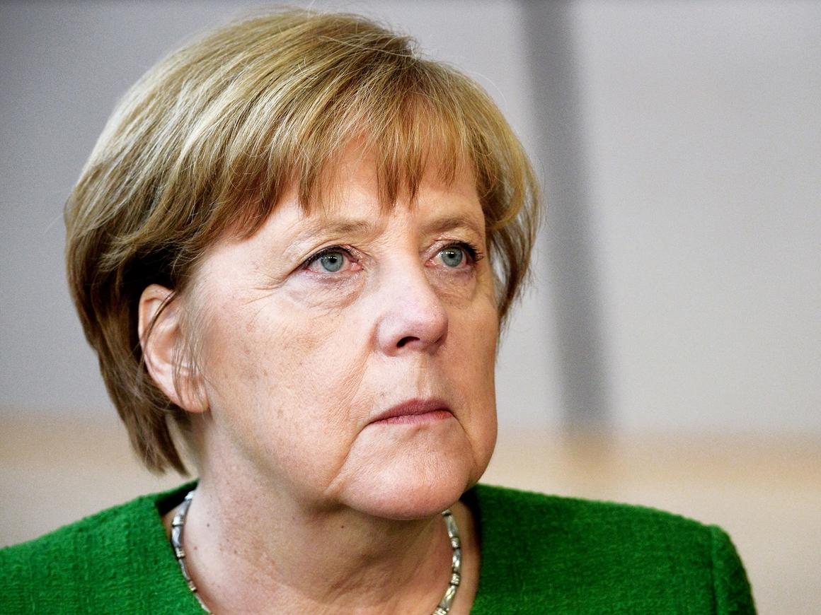 Звоночек Меркель: почти 80% немцев недовольны правительством канцлера