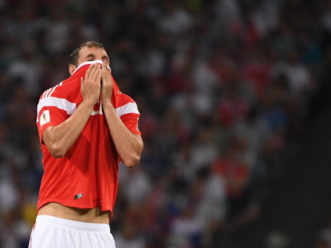 Дзюба плачет и страна вместе с ним: в полуфинал ЧМ-2018 отправится Хорватия