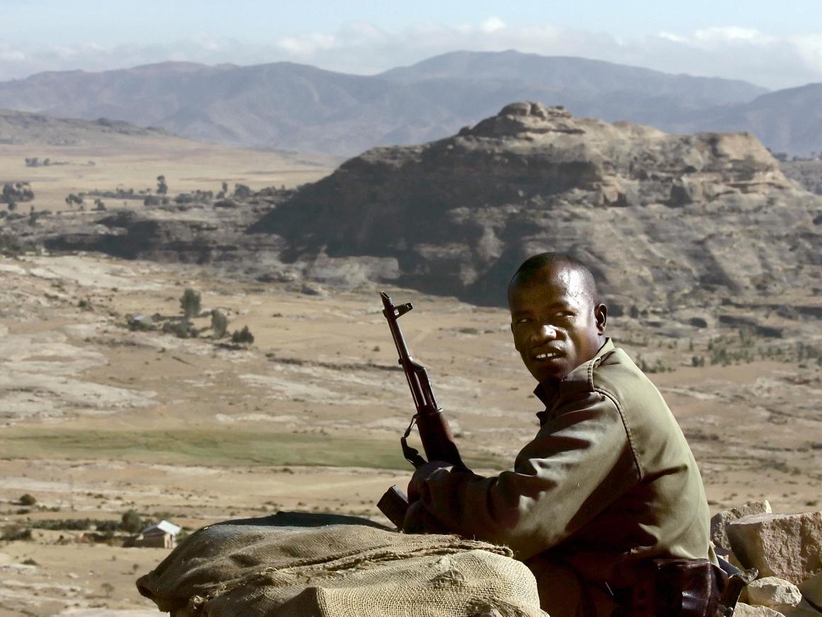 Лидеры Эритреи и Эфиопии решили прекратить 20-летнюю войну