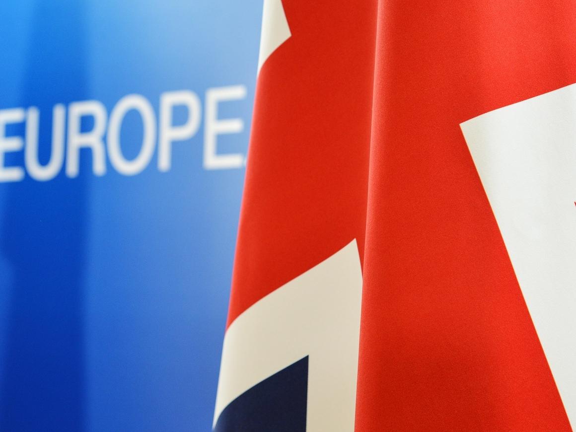 "Без ЕС, но в Европе: Лондон озвучил стратегию по ""Брекситу"""