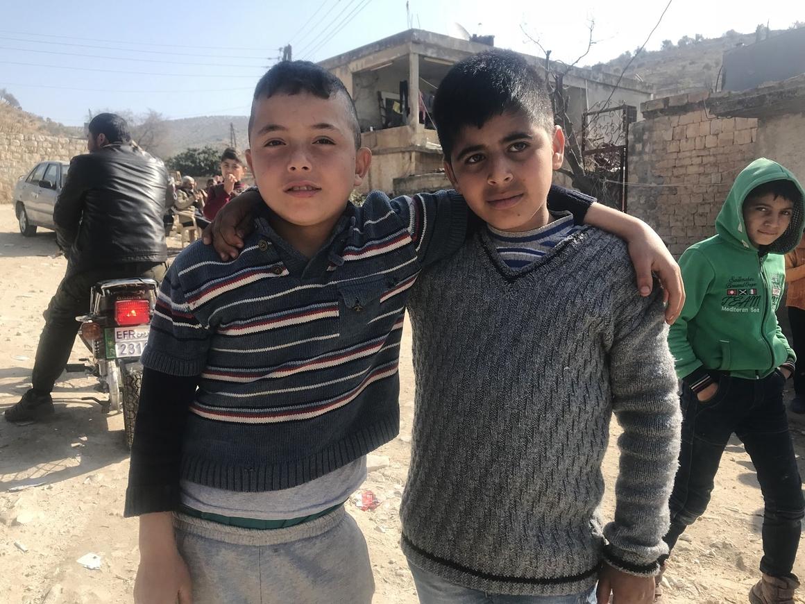 Сирийские дети смогут бесплатно учиться в военных училищах России