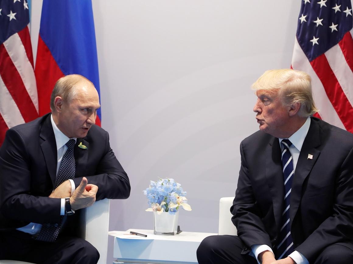 Трамп опаснее Путина – считает большинство немцев