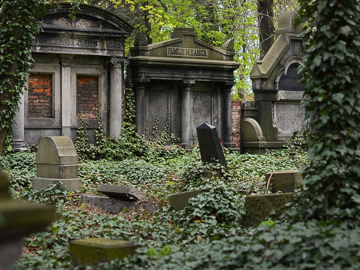 В Германии места на кладбище разыграют в лотерее