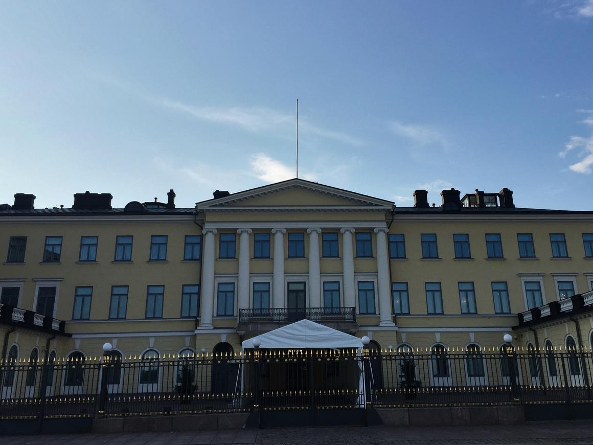 Спецпиво и закрытые границы: Хельсинки готовится к переговорам Путина с Трампом