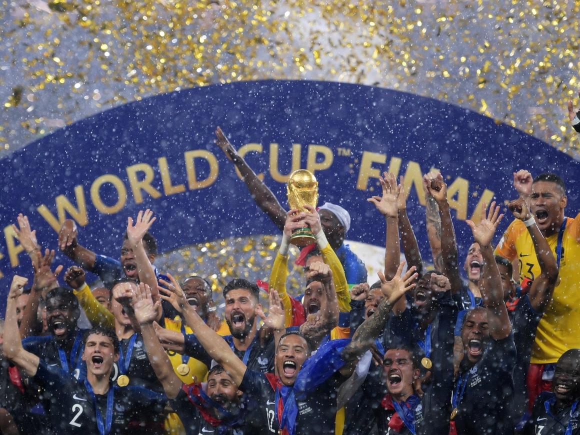 Мундиаль в России завершился: новый чемпион - Франция (видео)