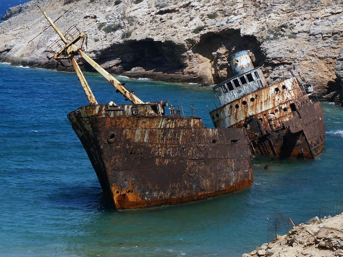 В 1905 году у Южной Кореи утонул российский корабль. А с ним, возможно, и золото