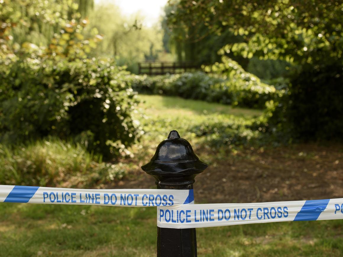 """Британская полиция исследует общественные туалеты Солсбери в поисках """"Новичка"""""""