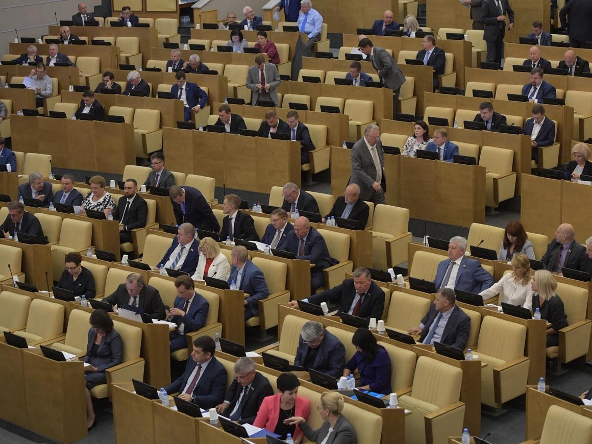 Госдума приняла законопроект о повышении НДС. Президент может его отклонить