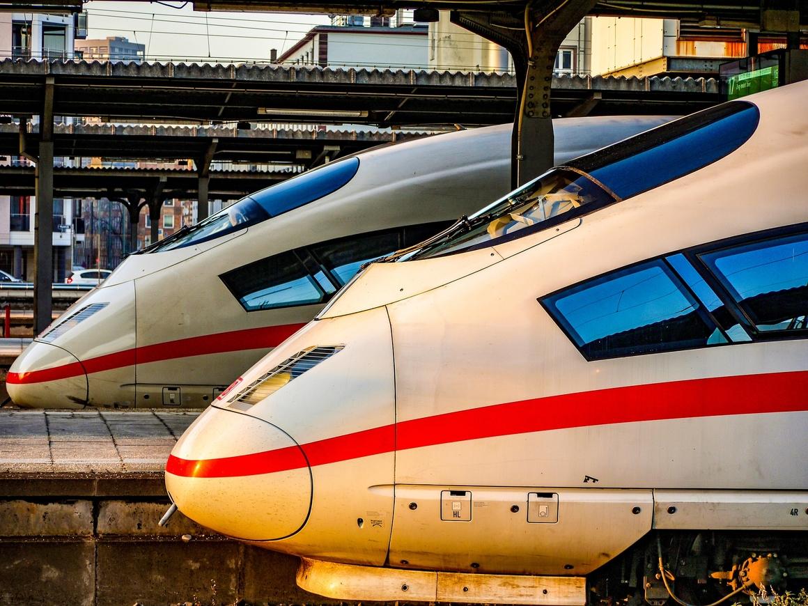 Подогнали колёс: немецкая железная дорога становится китайской
