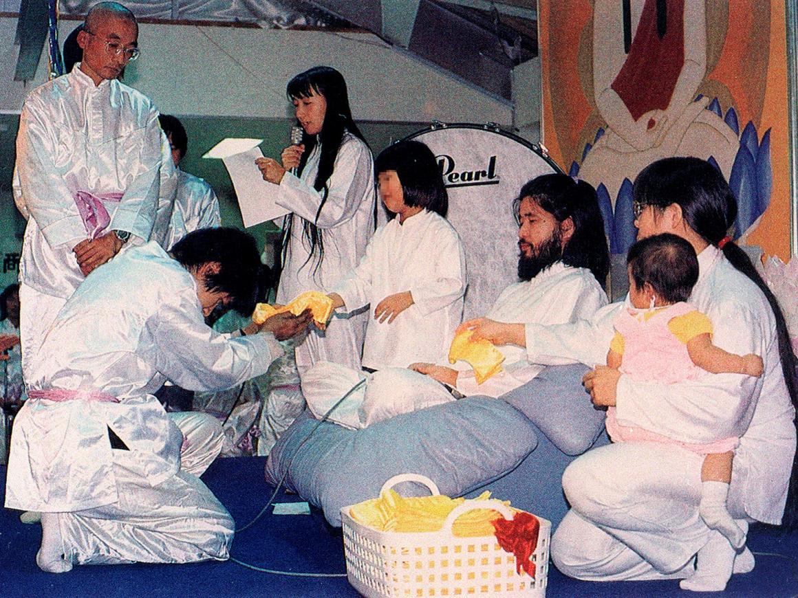 В Японии казнили последних членов секты Аум Синрикё