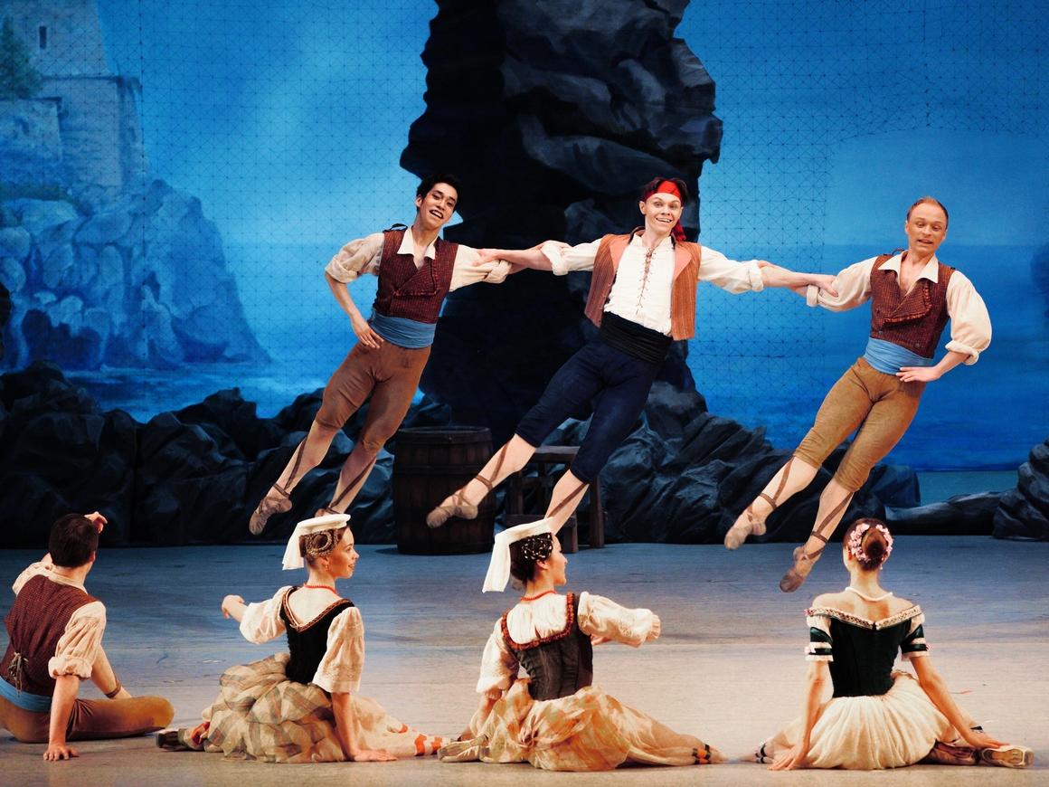 В Казани ставят гоп-балет про молодежные преступные группировки