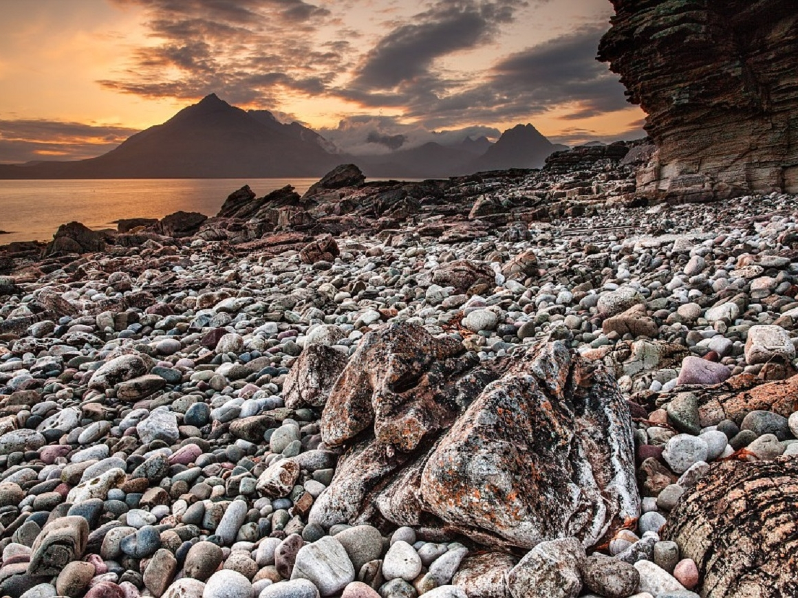Странные шотландские камни: красивые, древние и непонятные
