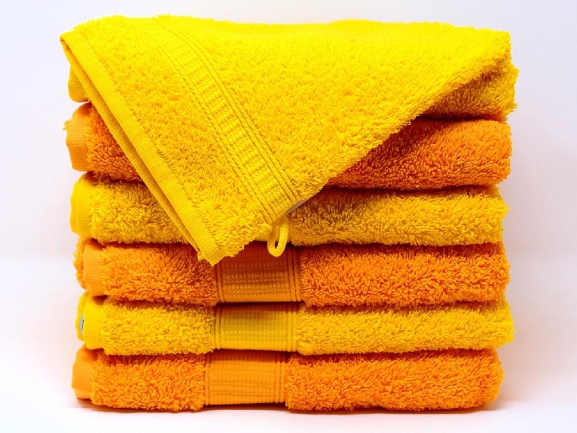 В Британии придумали мягкие и экологичные полотенца из пластика