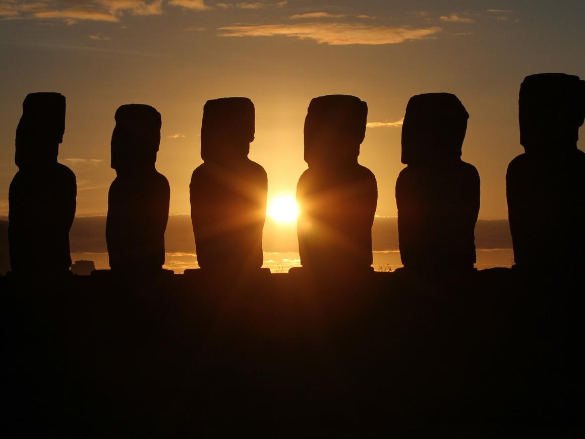 Никаких вам голов! - Власти Чили вводят ограничение на посещение Острова Пасхи