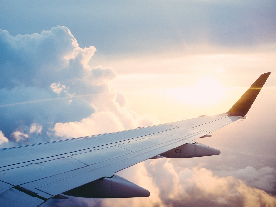 Дочь-пилот устроила матери-стюардессе сюрприз перед пенсией (фото + видео)