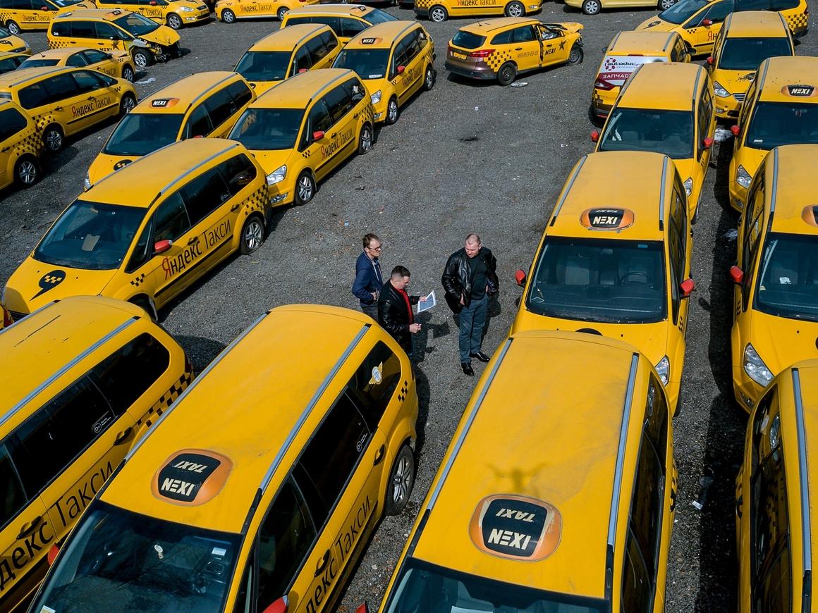 Как власти хотят изменить правила работы такси