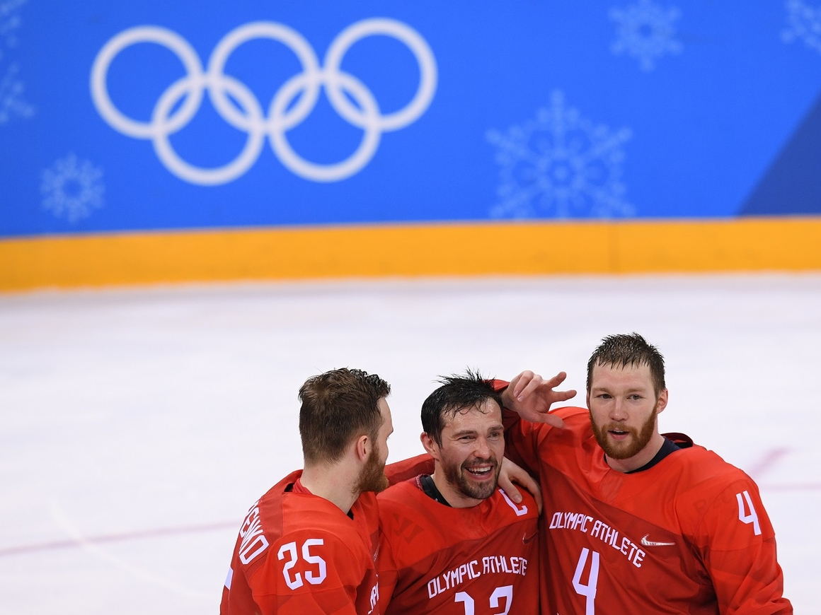 Зимняя Олимпиада без хоккея? Всё-таки нет