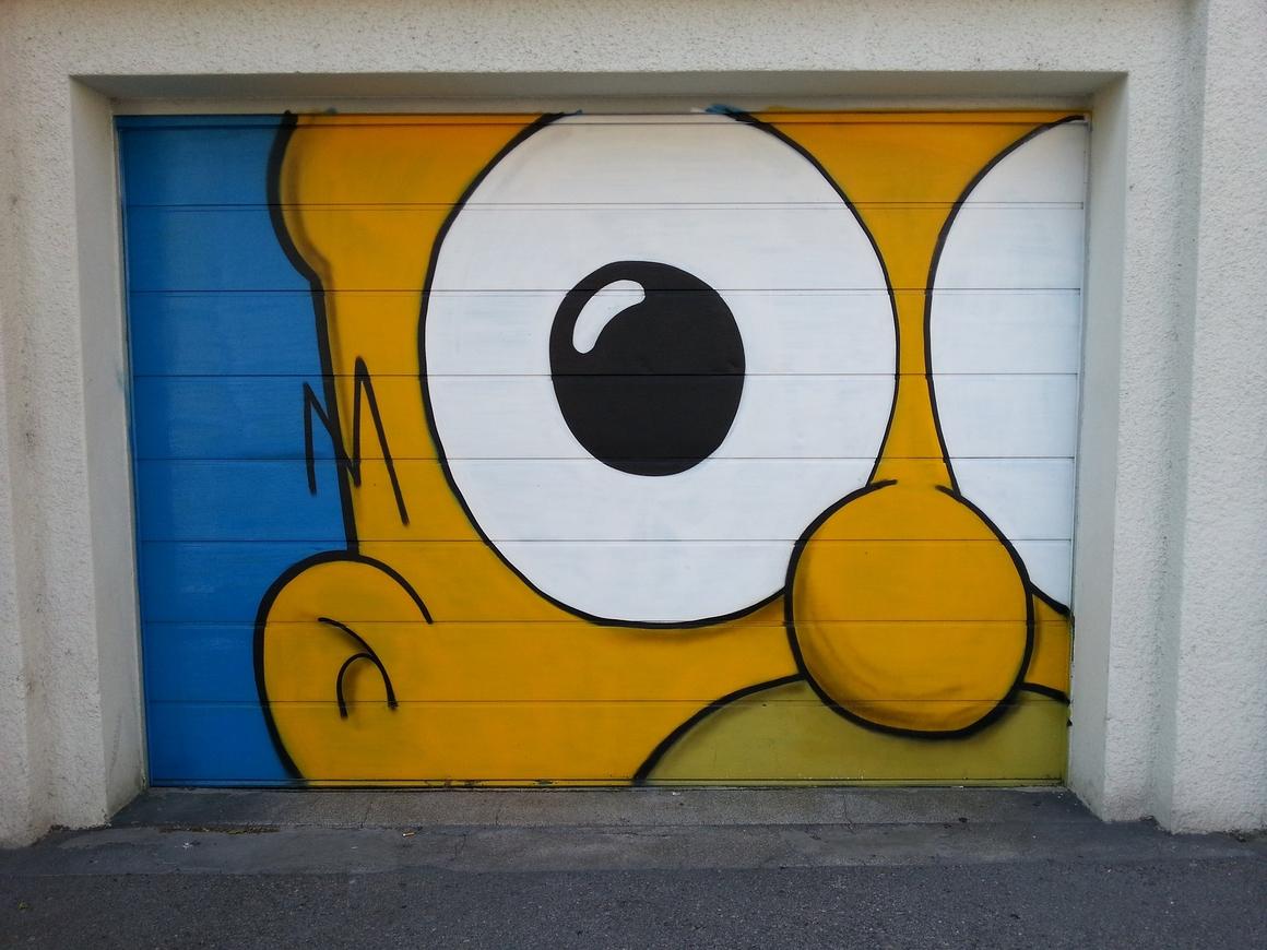 Художник создал реального Гомера Симпсона – и это ужас! (фото)