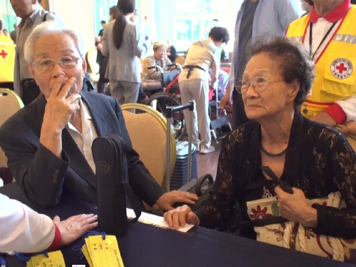 Давно не виделись: семьи из КНДР и Южной Кореи воссоединились на краткий срок