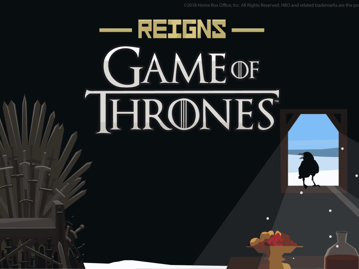 """Сядь на Железный трон: """"Игра престолов"""" станет приложением"""