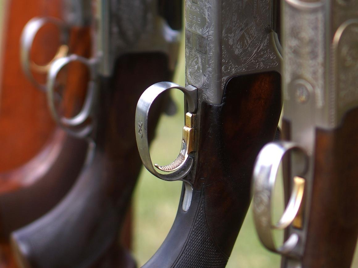 Bang - bang! - Ежегодно от огнестрельного оружия гибнут 250 000 человек