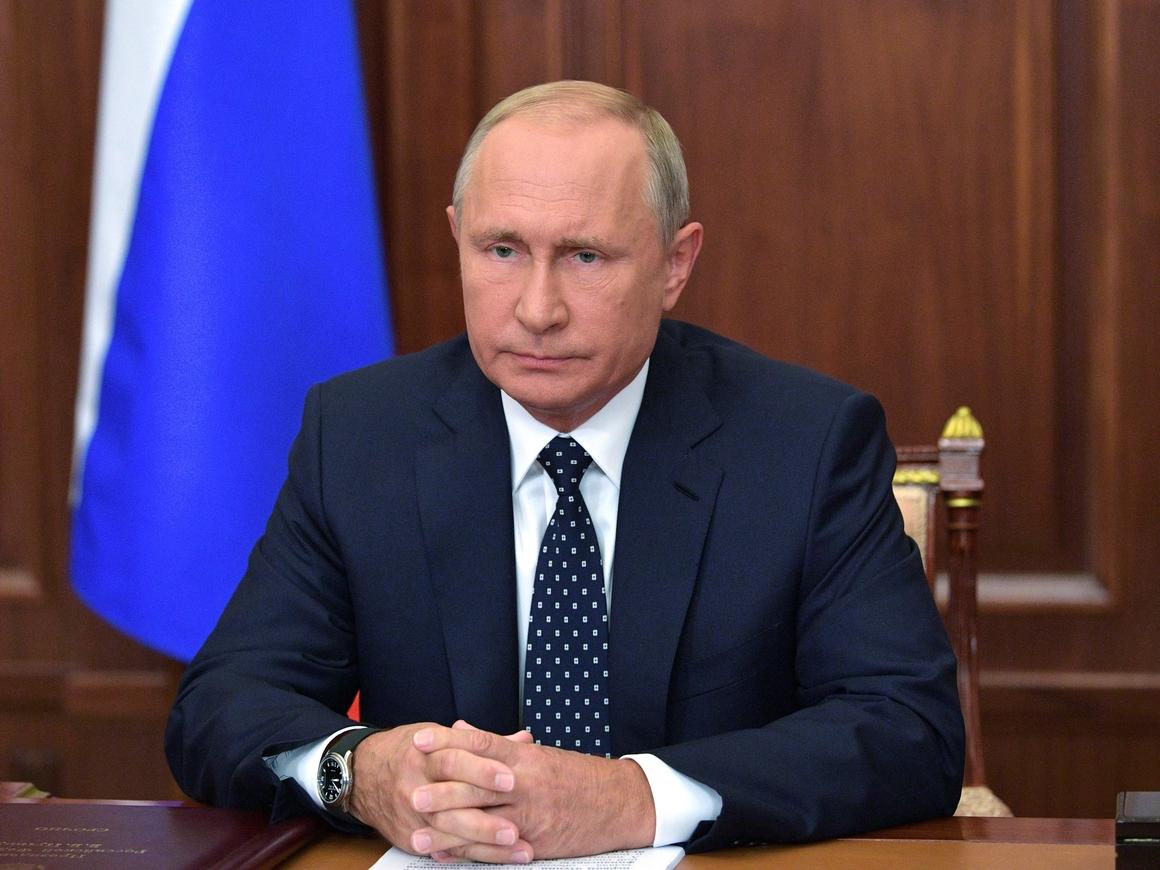 """""""Это безответственно"""" - Владимир Путин изменил пенсионную реформу"""