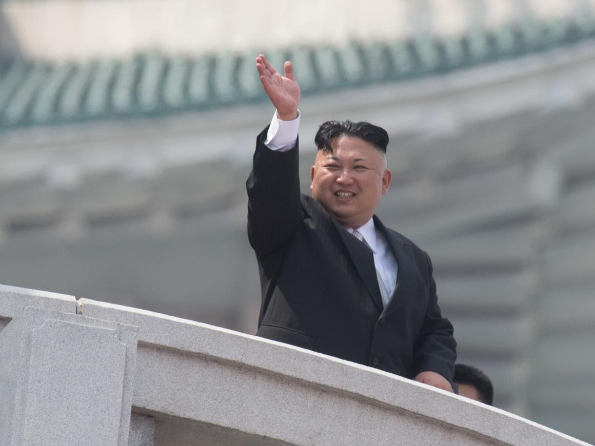 Большой Ким следит за тобой - КНДР использует пропаганду уже в Европе