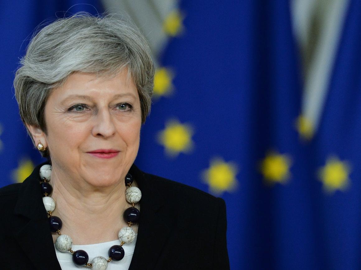Танцы Терезы Мэй: подборка плясок премьер-министра в преддверии Brexit