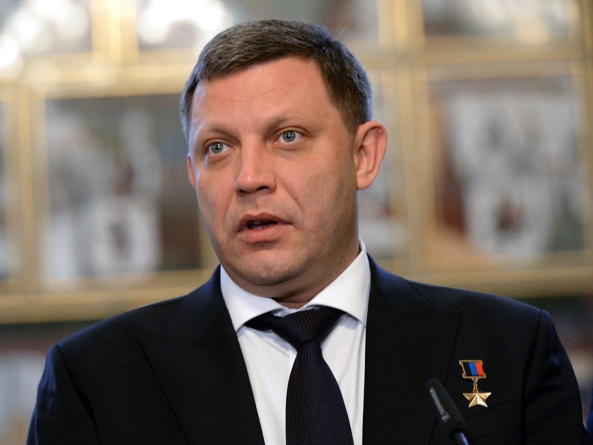 Глава ДНР Захарченко погиб в результате взрыва в центре Донецка