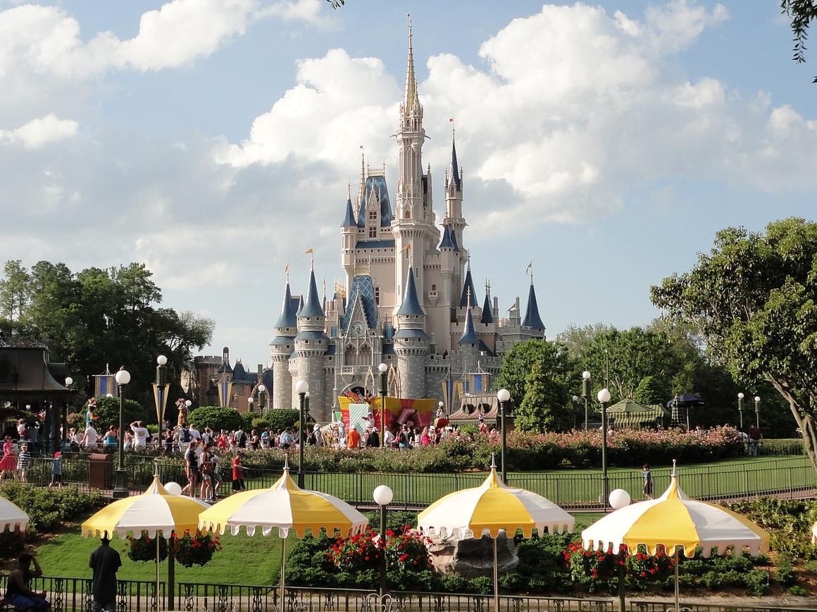 Любите Disney? Выпить с Плуто и Микки теперь можно в парке Star Wars