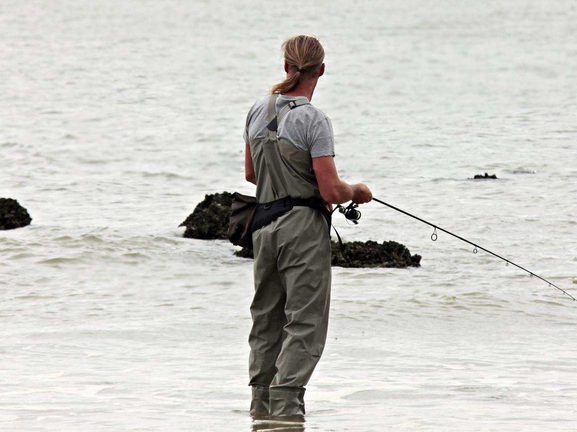 Большой улов: в Ирландии рыбаки поймали череп гигантского оленя (видео)