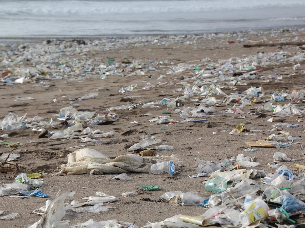 В США пытаются очистить Тихий океан от пластика (видео)