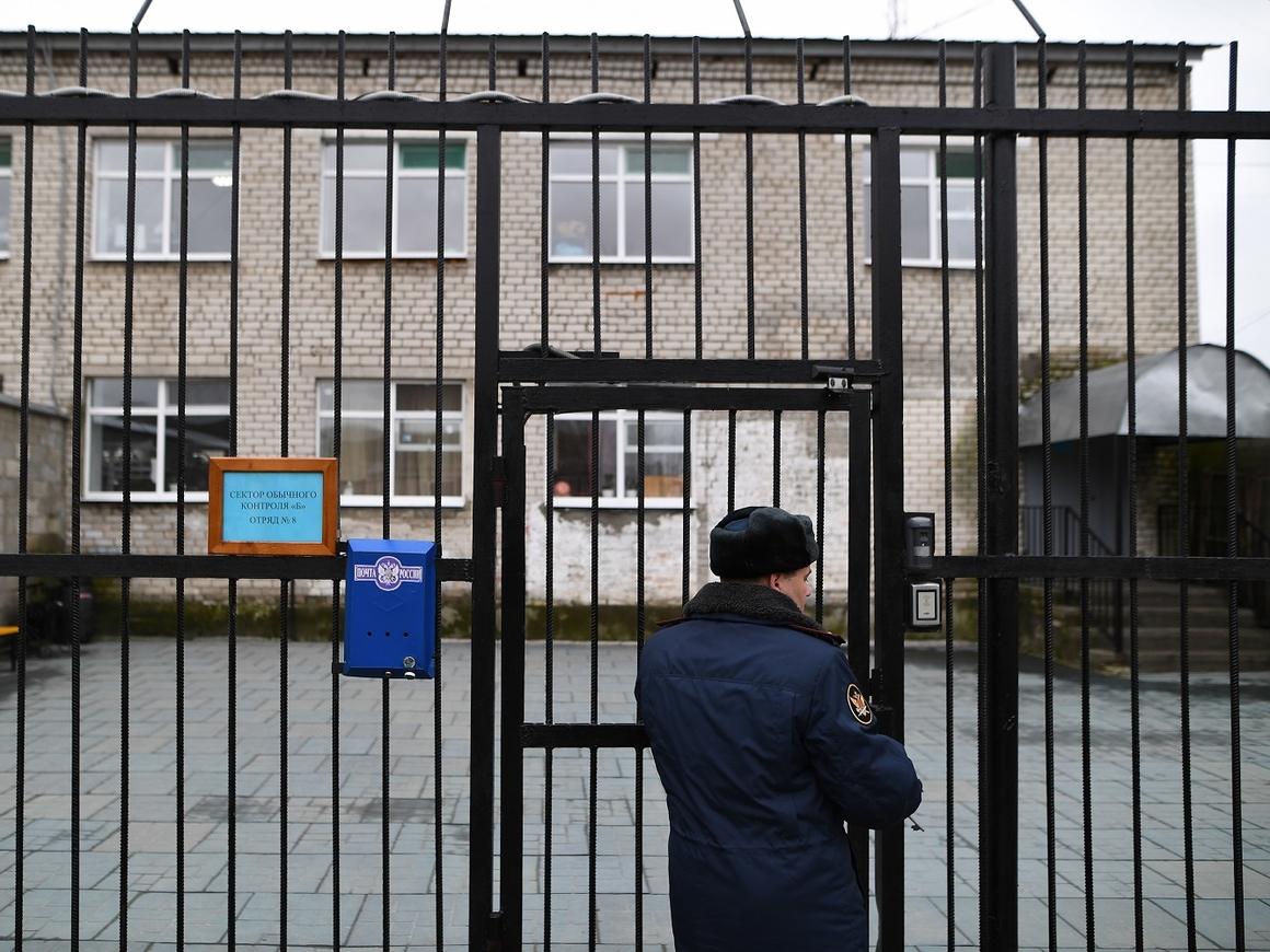 """""""Экономические"""" заключённые будут сидеть в российских тюрьмах отдельно"""
