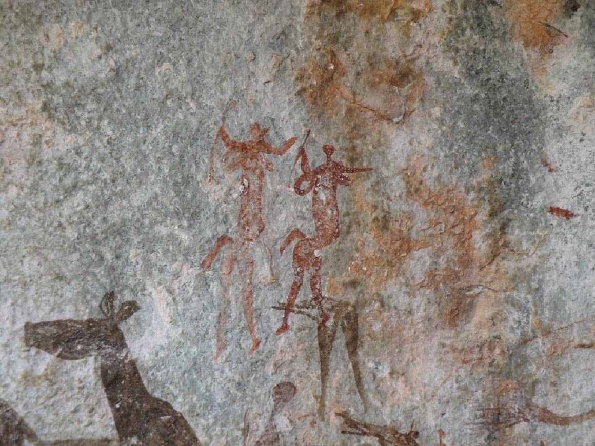 Древние рисунки могут быть еще древнее: самый старый нашли в ЮАР