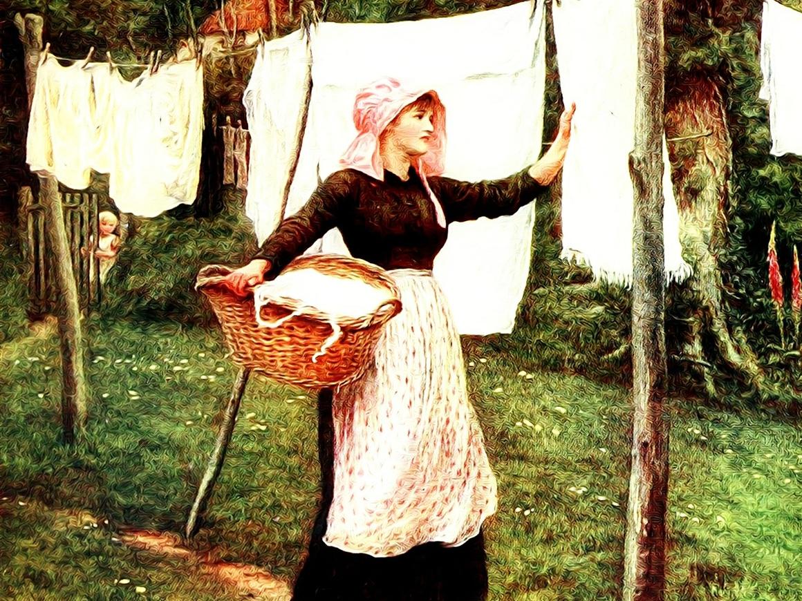 Феминизм свернул не туда: мужчины предпочитают уборку дома работе в офисе