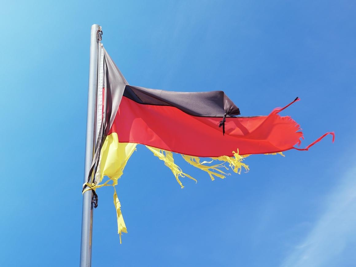В восточной Германии правая партия стала самой популярной