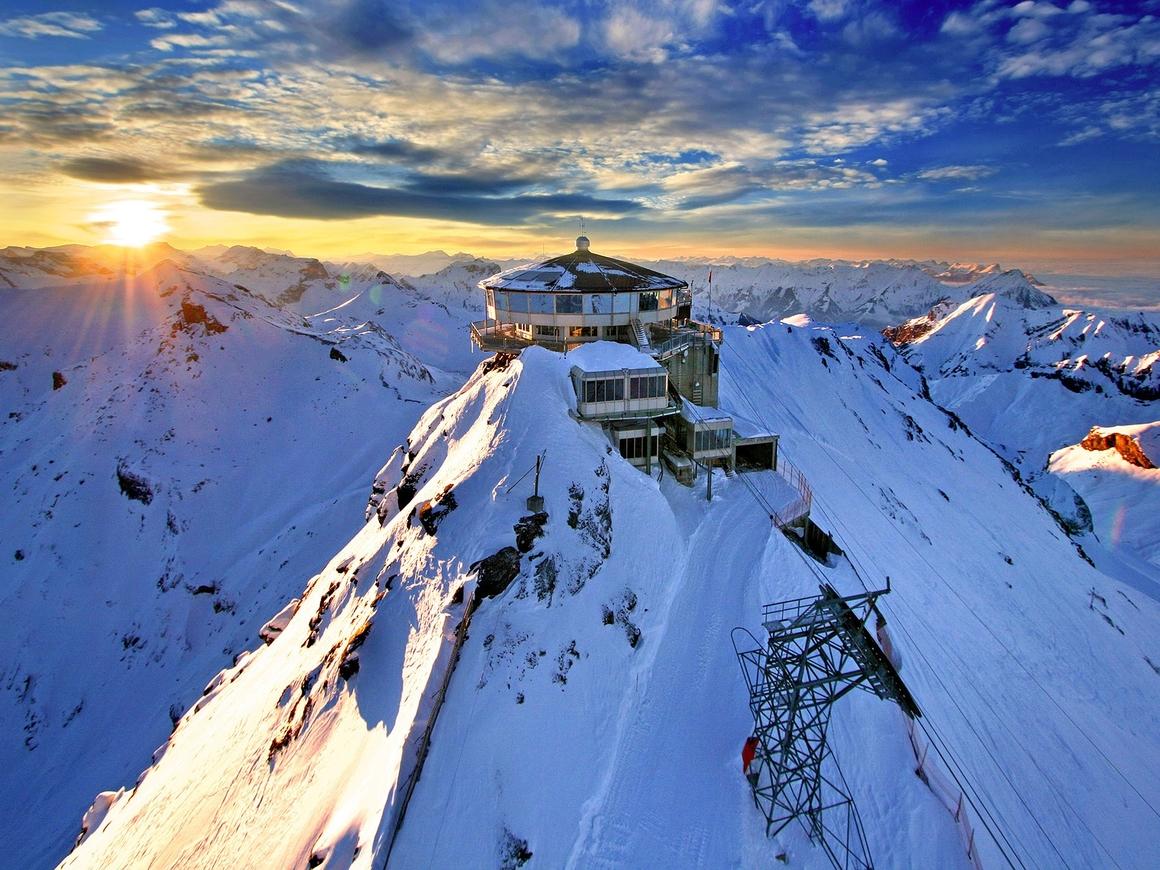Швейцария тает – лыжные курорты под угрозой?