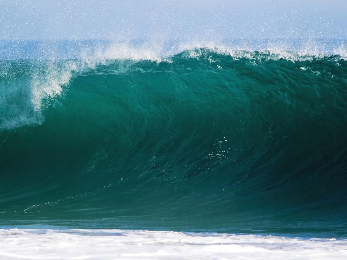 Гигантские цунами случаются на Земле гораздо чаще, чем считали учёные