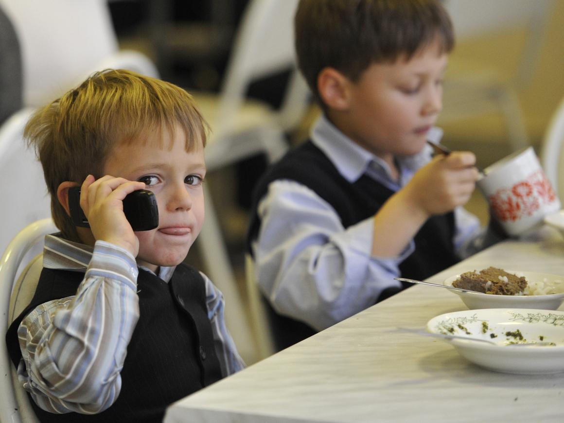 Большинство россиян за запрет гаджетов в школах