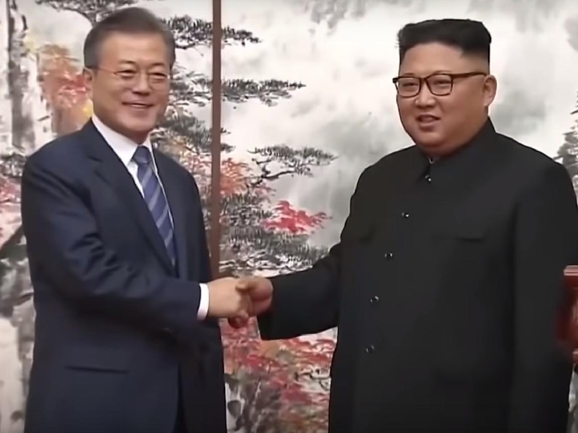 Мир на глиняных ногах: почему дружба двух Корей выглядит так странно?