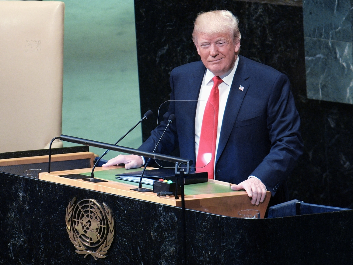 Трамп vs. ООН: президент США рассмешил Генассамблею, а миру не смешно