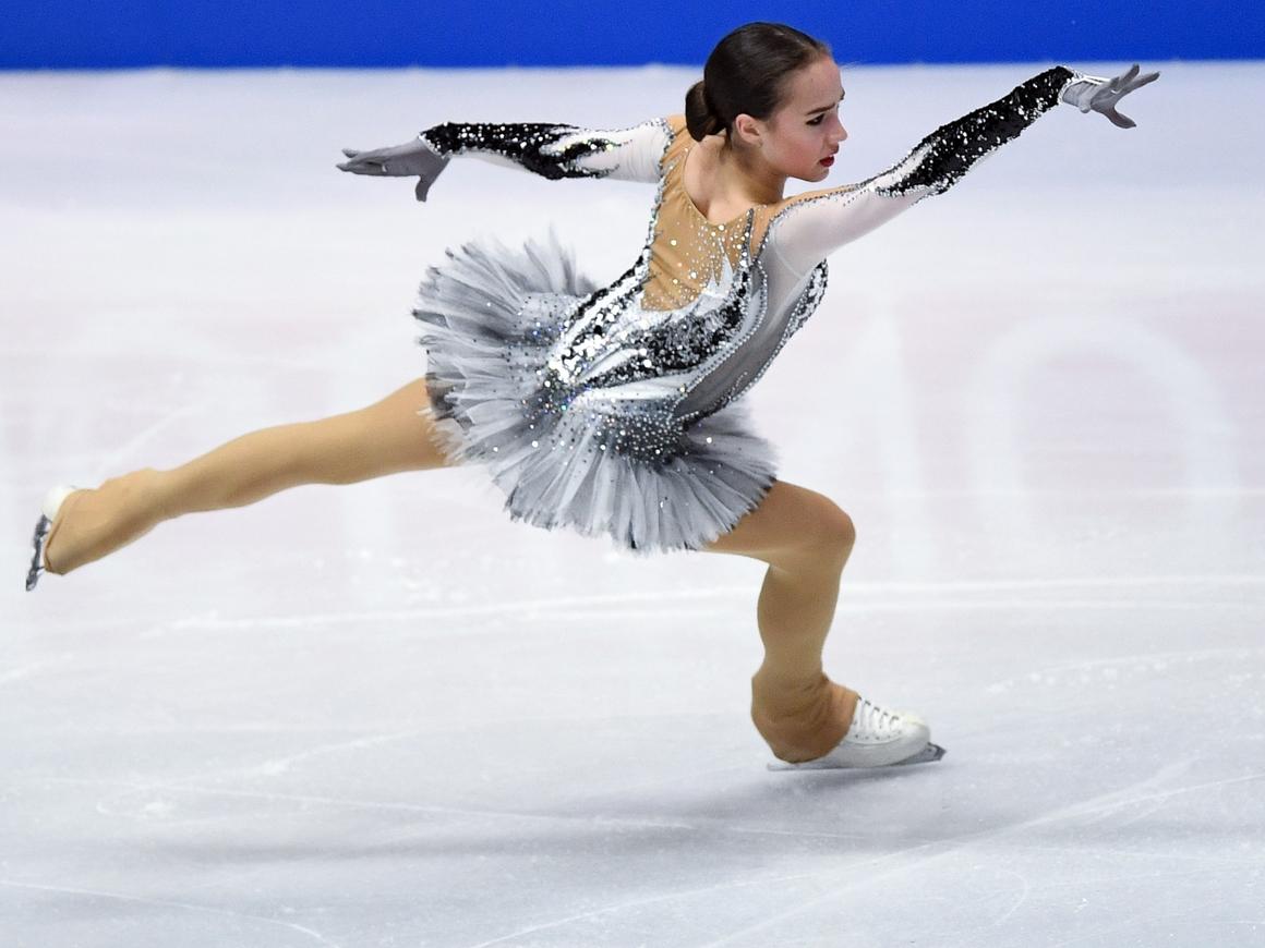Российская фигуристка Алина Загитова установила новый мировой рекорд (видео)