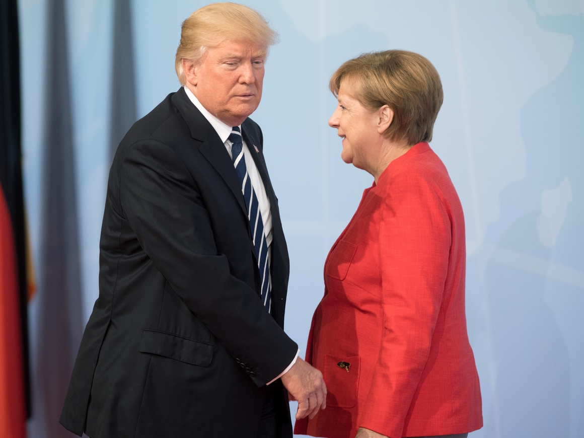 Кому из политических лидеров доверяет мир? - канцлер Германии в топе