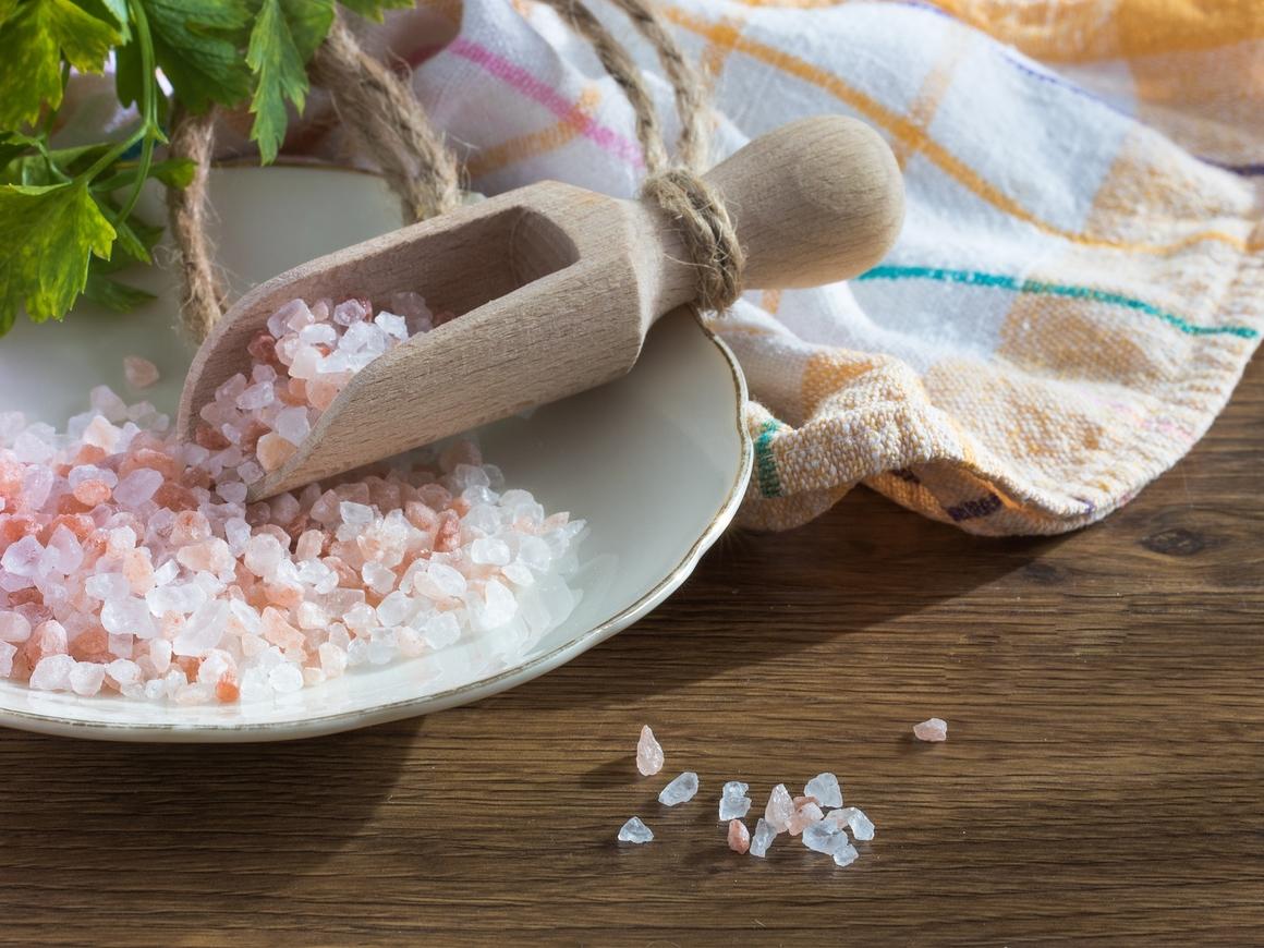 И снова микропластик - теперь учёные нашли его в морской соли