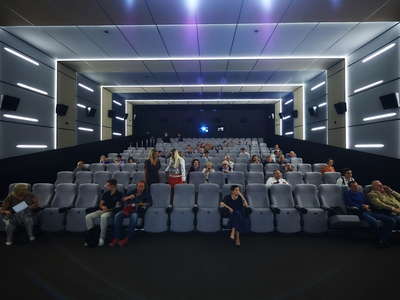 Ученые научились определять рейтинг фильма по воздуху из кинозалов