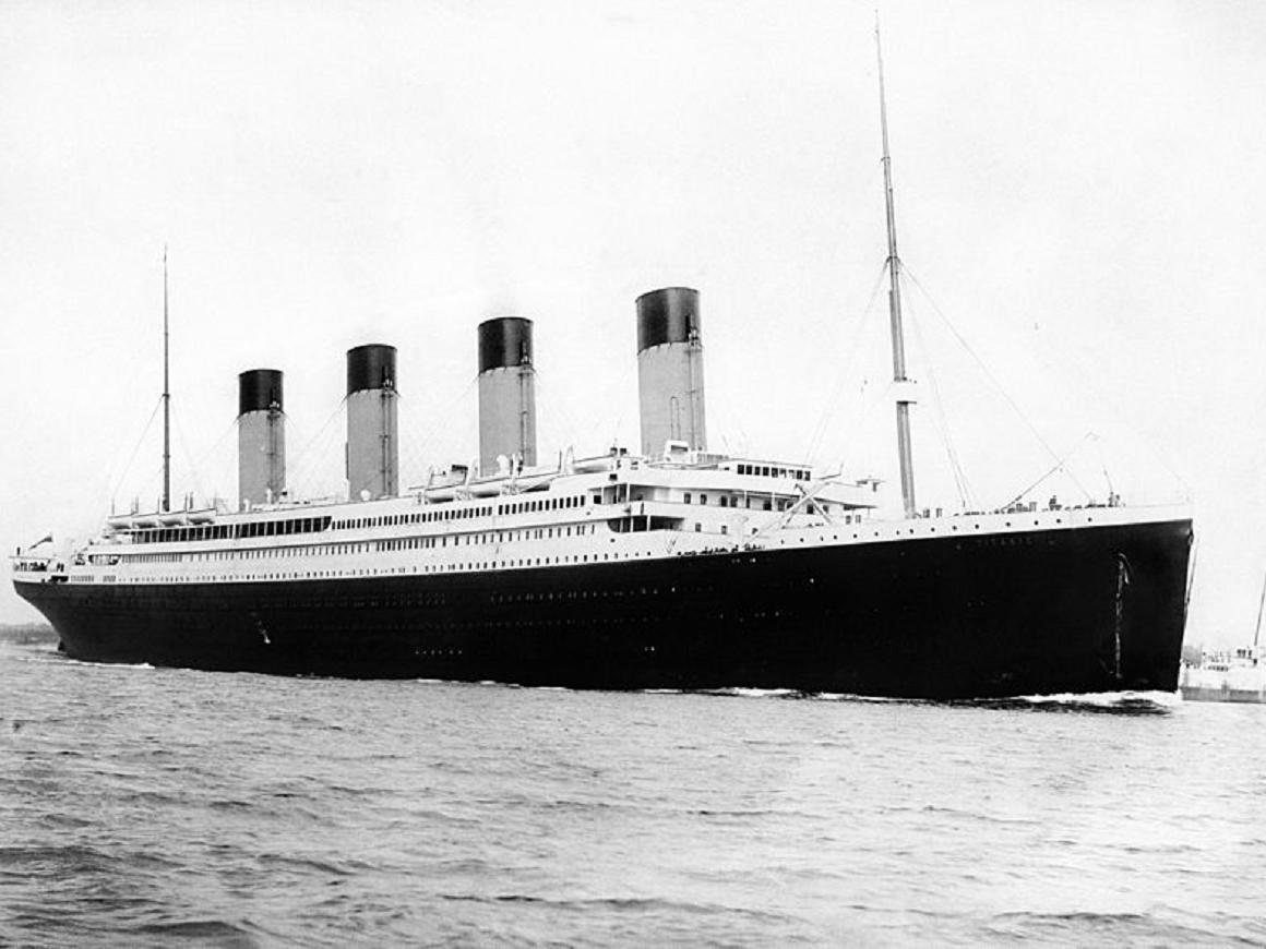 Второй Титаник готовится повторить райский круиз (видео)