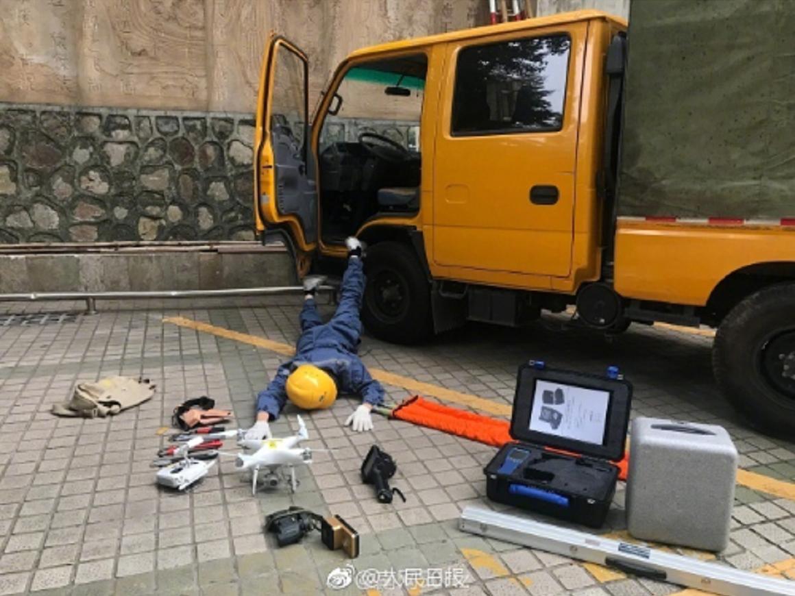 Китайское правительство использует российский флешмоб для пропаганды (фото)