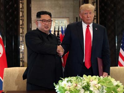 От любви до ненависти: Северная Корея снова грозит США ядерным оружием